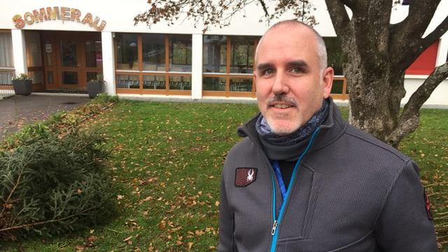Florian Kron, ehemaliger Gemeindepräsident von Hersberg.