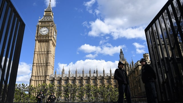 Il parlament è schlià en la Gronda Britannia.