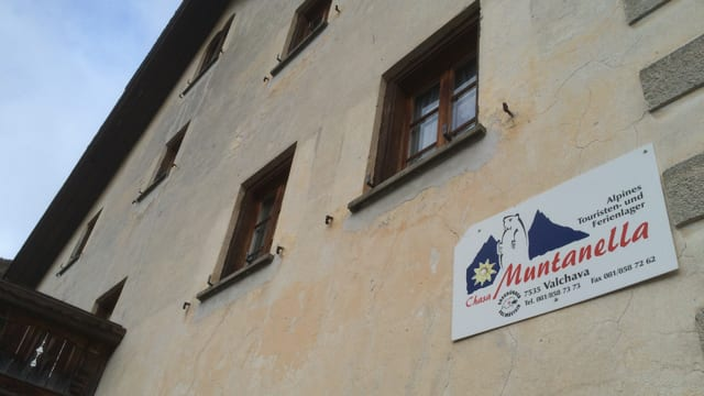 la chasa Muntanella a Valchava