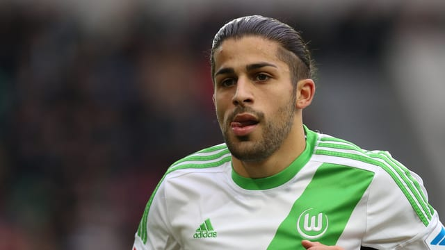 Ricardo Rodriguez erlöste Wolfsburg mit dem 1:0.