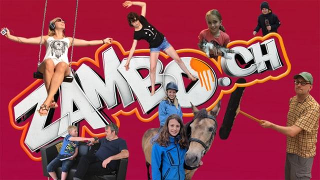 collage zambo