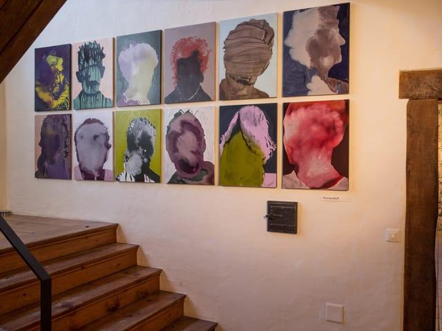 Porträts von Thomas Muff.