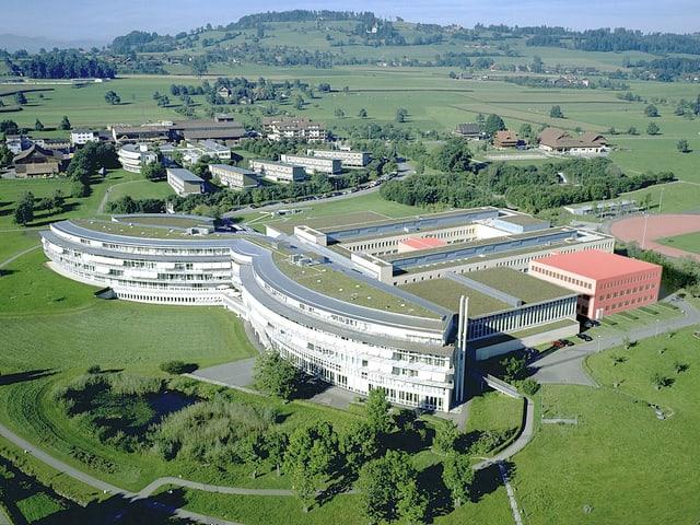 Center svizzer da paraplegia a Nottwil