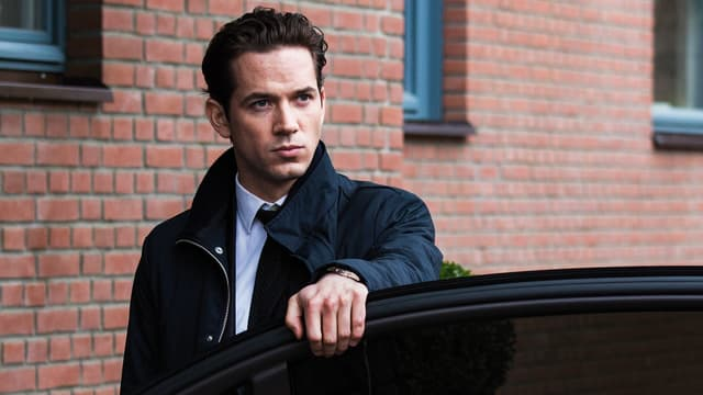 Marc Benjamin als Undercover-Polizist Max Ritter in «The Team».