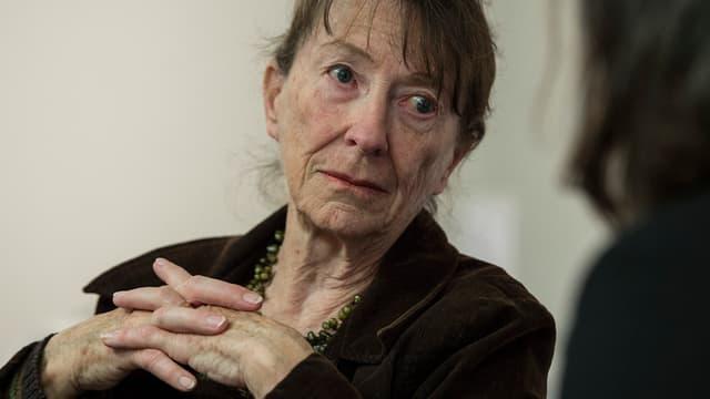 Portrait  Anne-Marie Rey.