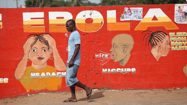 Paraid cun scrit si Ebola
