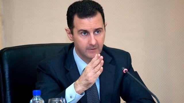 Porträt Assad