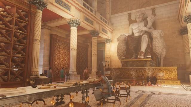 Alexandrinische Bibliothek
