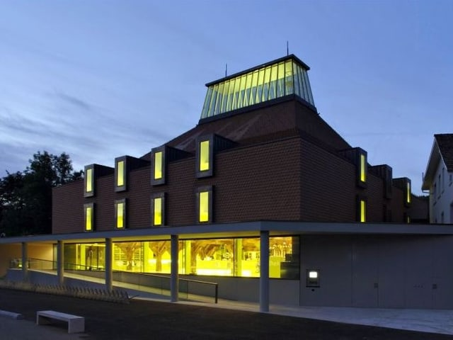 Kantonsbibliothek Baselland in Liestal.
