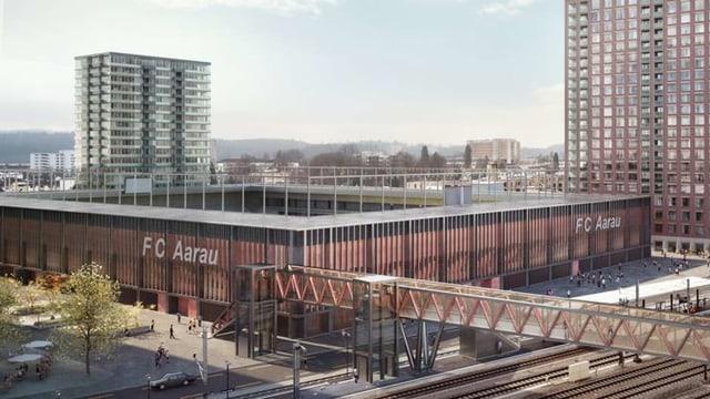 Das Stadion-Projekt Torfeld Süd