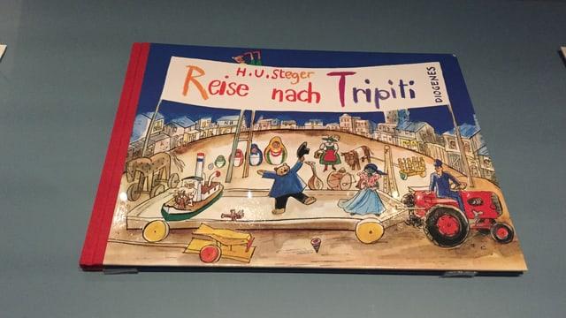 """Das Buch """"Reise nach Tripiti"""""""