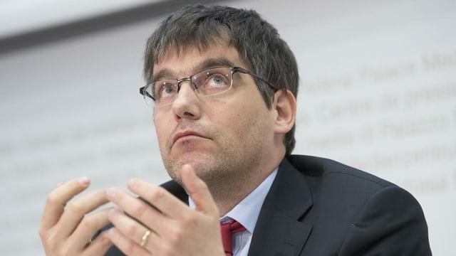 SP-Fraktionschef Roger Nordmann.