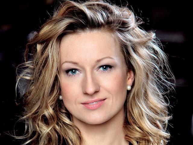 Sopranistin Martina Welschenbach.