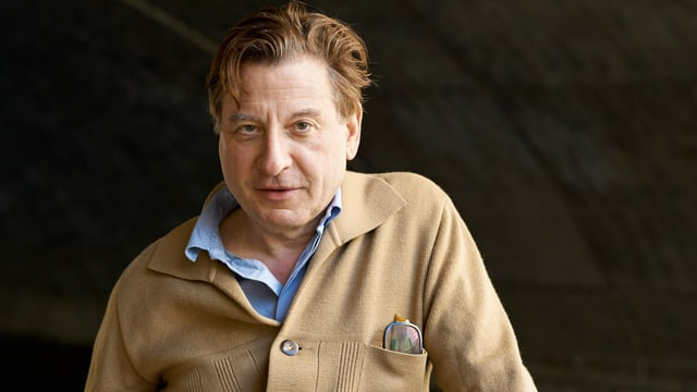 Schauspieler und Kabarettist Beat Schlatter