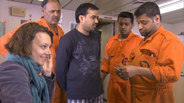 Video «Ankerplatz für Matrosen – Wenn die Seemannsmission hilft» abspielen