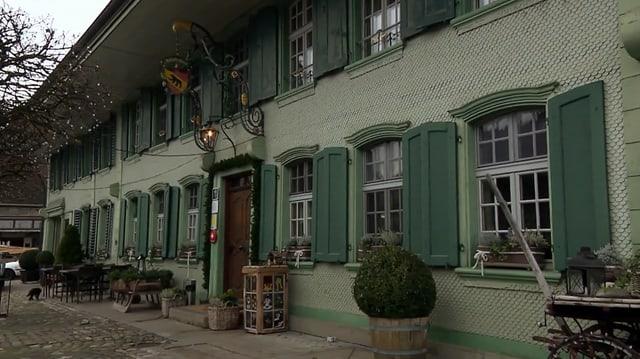 Video «Emmental – Tag 3 – Romantikhotel Bären, Dürrenroth» abspielen