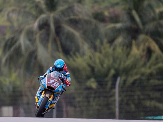 Lüthi in Sepang auf dem Podest - Alex Marquez ist erstmals Moto2-Weltmeister