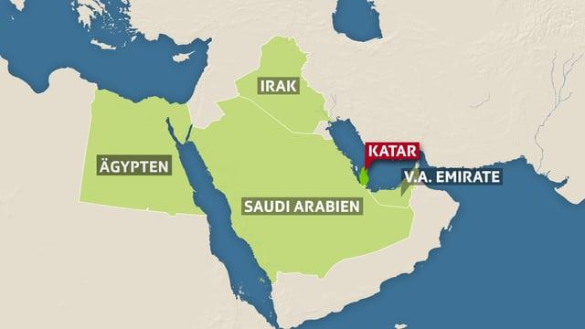 Katar tritt Anfang 2019 aus der Opec aus