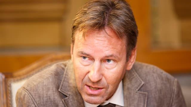 Alain Ribaux