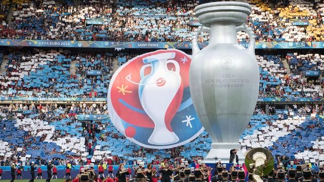 Die Euro 2016 in Frankreich bringt den Schweizer Klubs Geld in die Kasse.