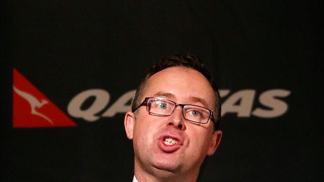 Qantas-Chef Alan Joyce.