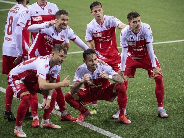 Der FC Thun.