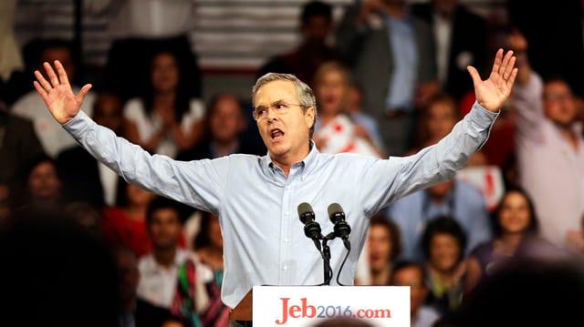Jeb Bush, in candidat per il presidi american
