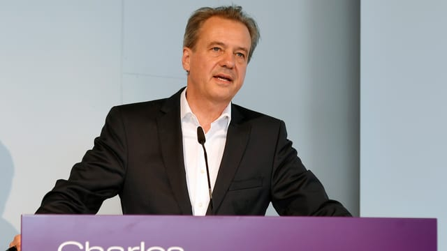 CEO Markus Vögeli.
