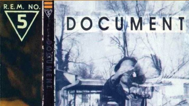 R.E.M. «Document»