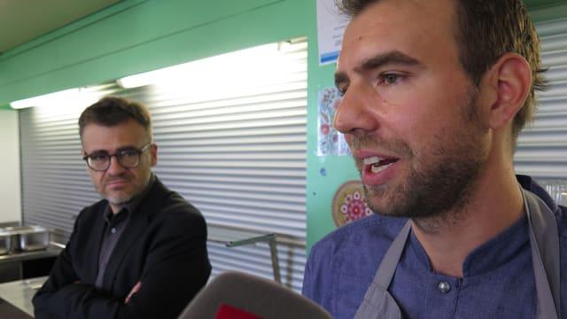 Interview mit Küchenchef