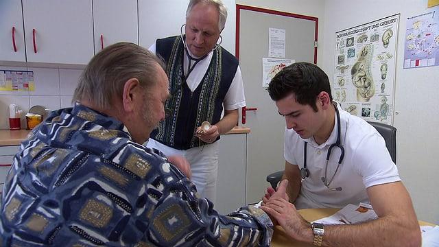 Video «Der Landarzt – Vom Leben und seinen Nebenwirkungen» abspielen