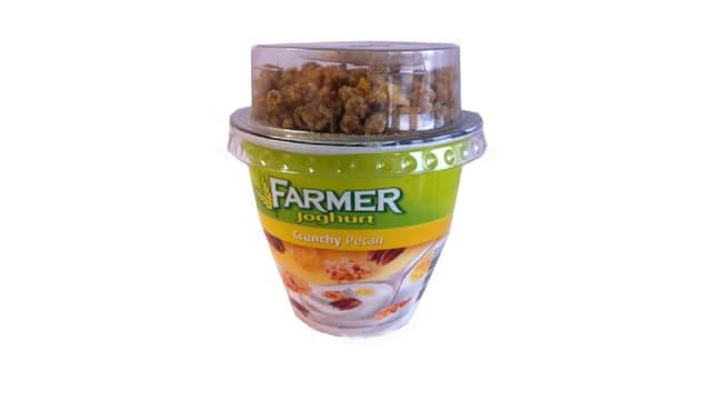 Farmer-Joghurt Crunchy Pecan von Migros
