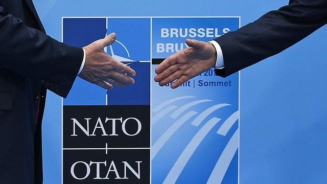 Nato verteidigt 30 Bündnispartner