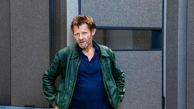 Schauspieler Marcus Signer