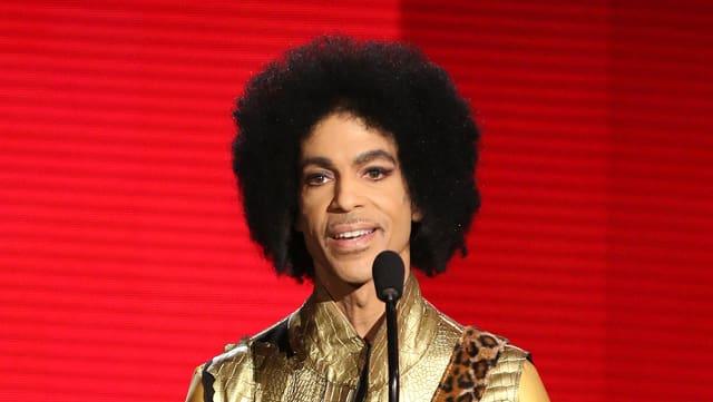 purtret dal chantadur Prince