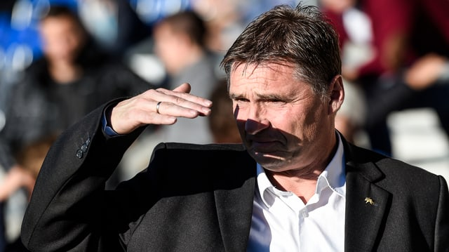 Sportchef Axel Thoma