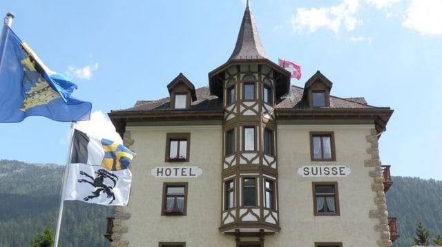 Hotel Schweizerhof Val Müstair