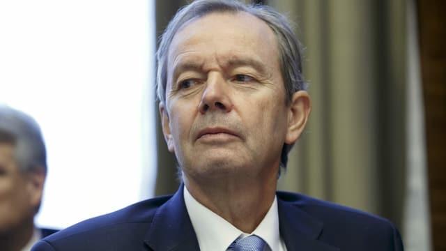 Michael Freiherr von Ungern-Sternberg ist der ständige Vertreter der Deutschlands bei der UNO in Genf.