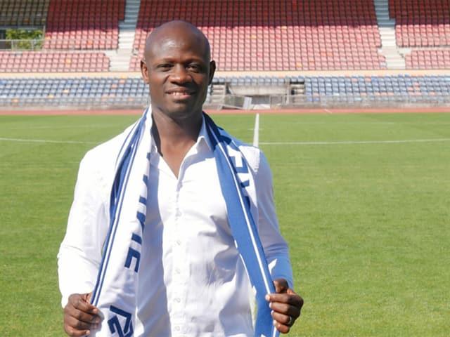 Souleymane Cissé.