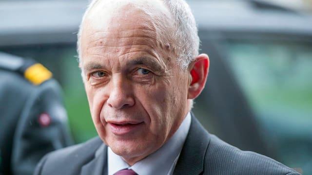 Ueli Maurer bei der Münchner Sicherheitskonferenz