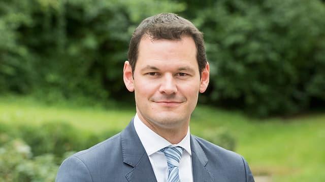 Pierre Maudet.
