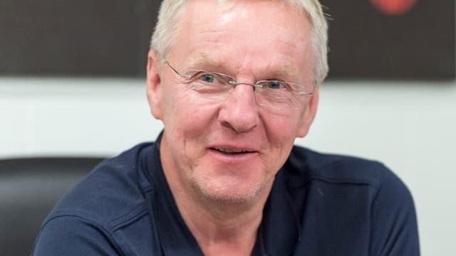 SCB-Coach Kari Jalonen.