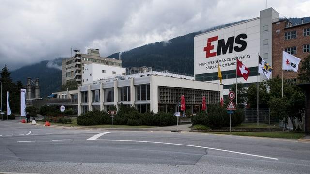 Die Ems-Chemie konnte 2017 Umsatz und Gewinn steigern.