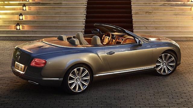 Video ««Tacho» - Bentley Continental, Scheibentönung & Handy» abspielen