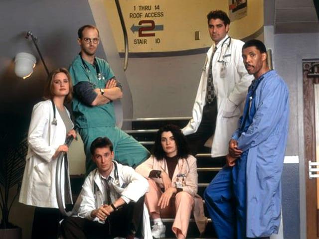 «Emergency Room»: nicht nur Wunderheiler, sonder auch Probleme des Gesundeheitssystems.