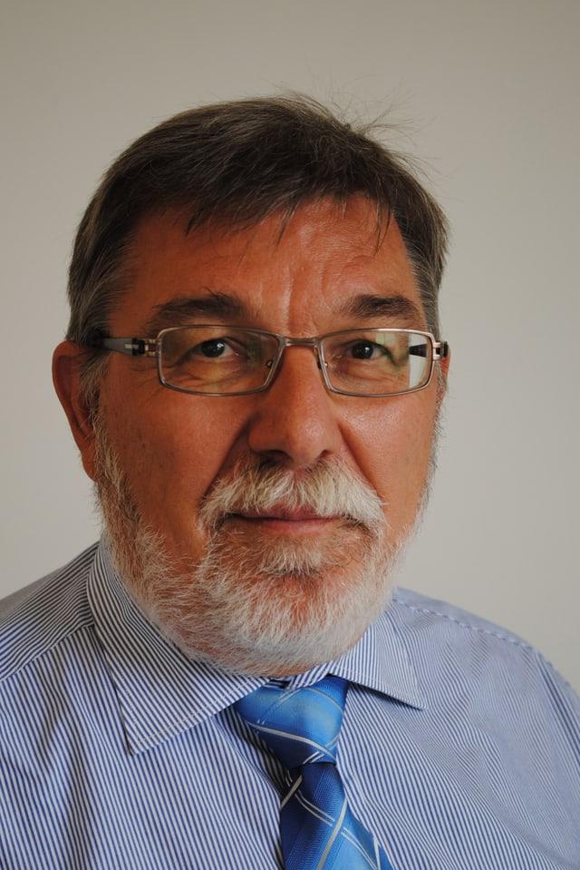 Martin Bornhauser (SP), Stadtpräsident von Uster