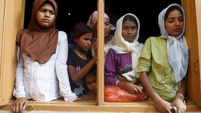 Wer sind die Rohingya?