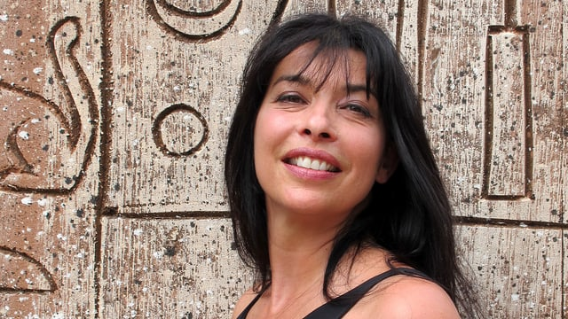 Portrait Noëmi Nadelmann.