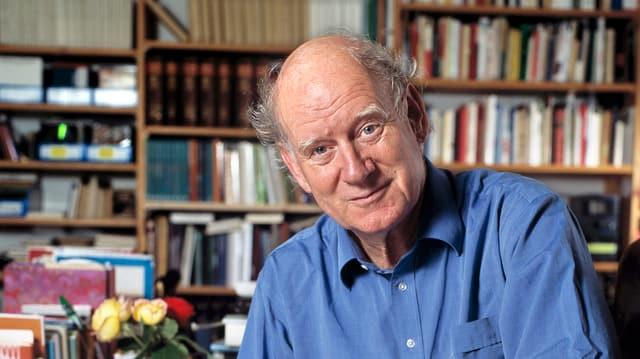 Portrait Franz Hohler