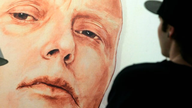 Porträt: Alexander Litvinenko